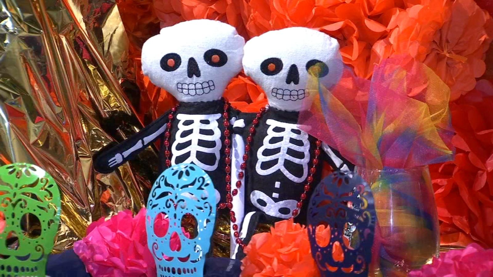 'Dia de los Muertos' exhibit to open in downtown Fresno