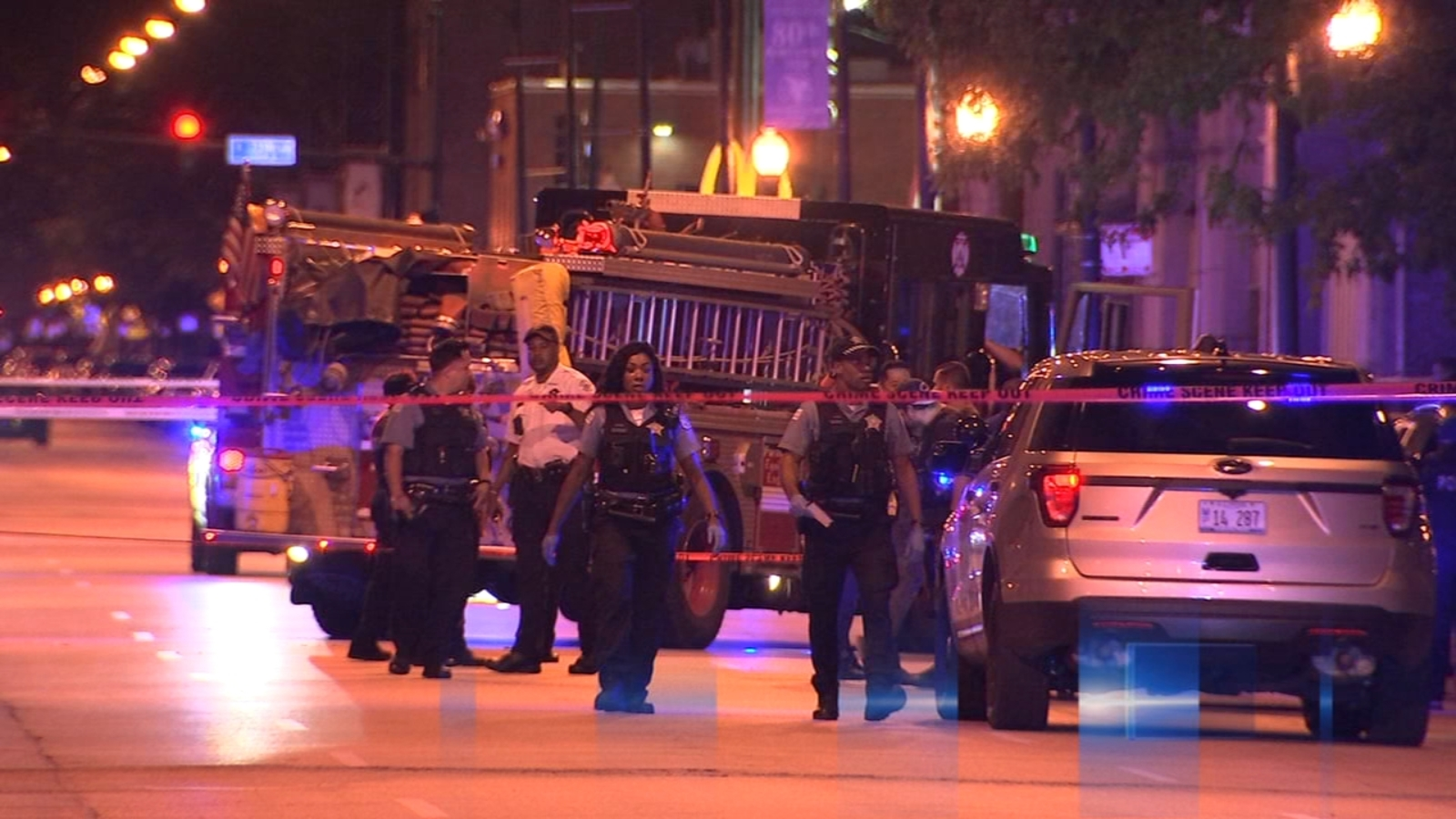 27 shot, 8 fatally, in Chicago weekend violence
