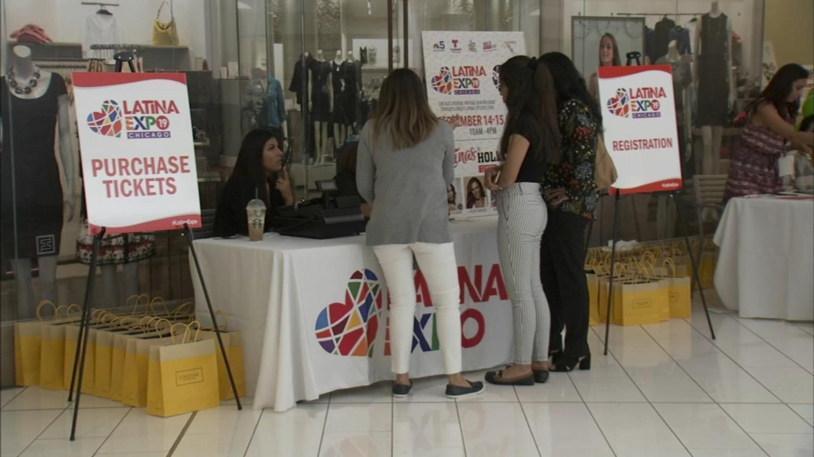 Latina Expo underway in Chicago