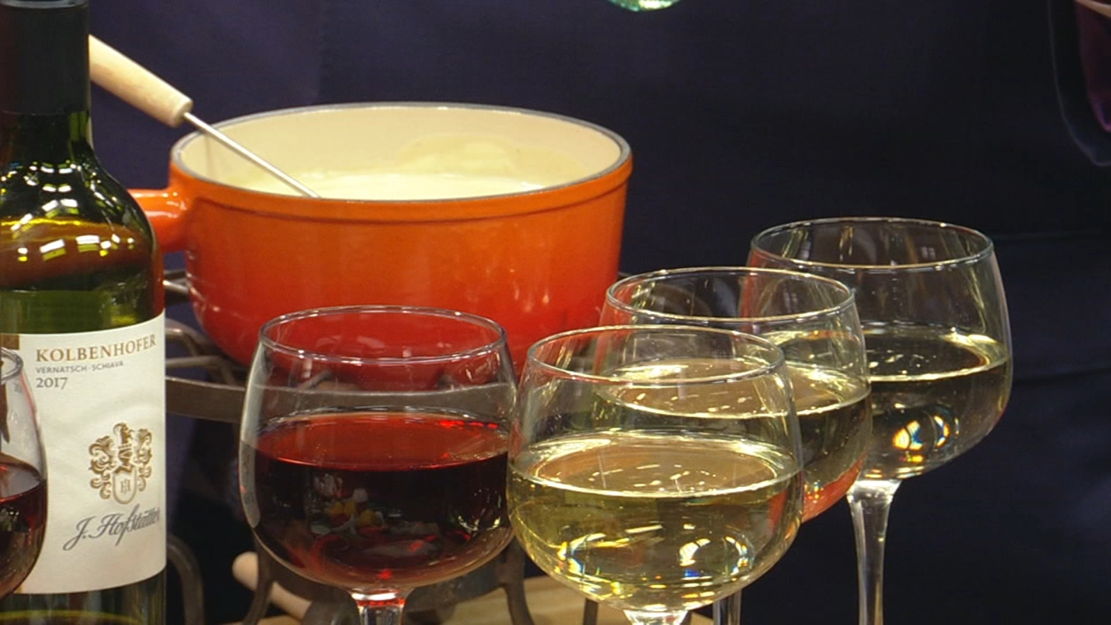 Geja's Café offers a tour of Italy through fall wine list