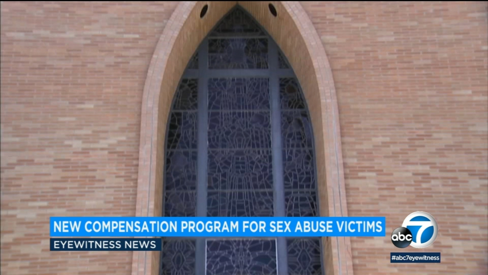 Compensation now available for victims of sex abuse by SoCal priests