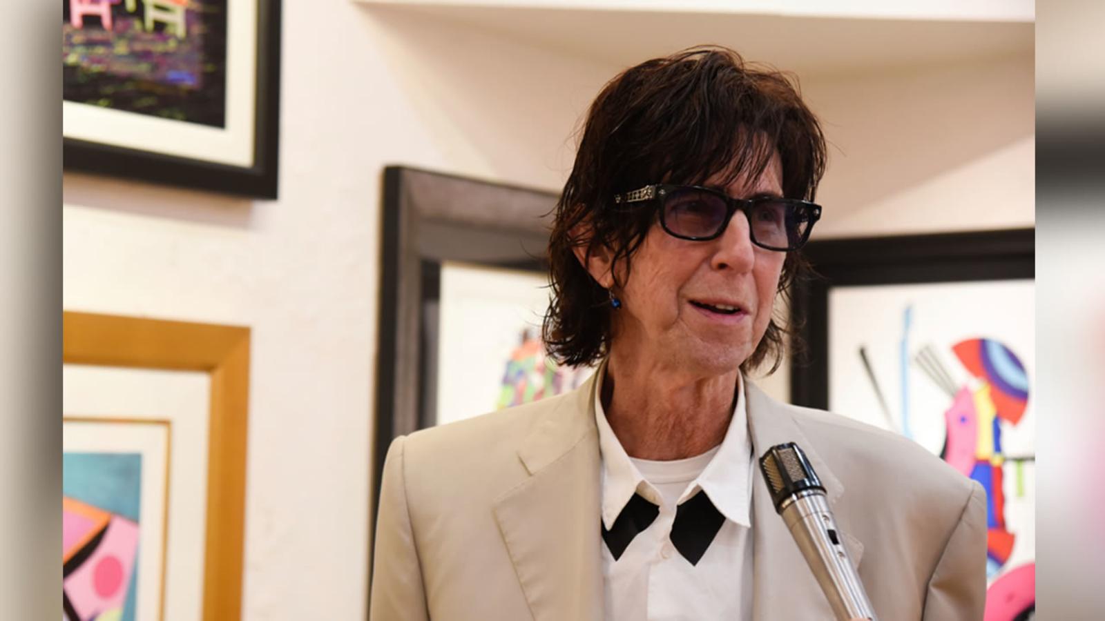 The Cars lead singer Ric Ocasek found dead in Manhattan apartment, sources say