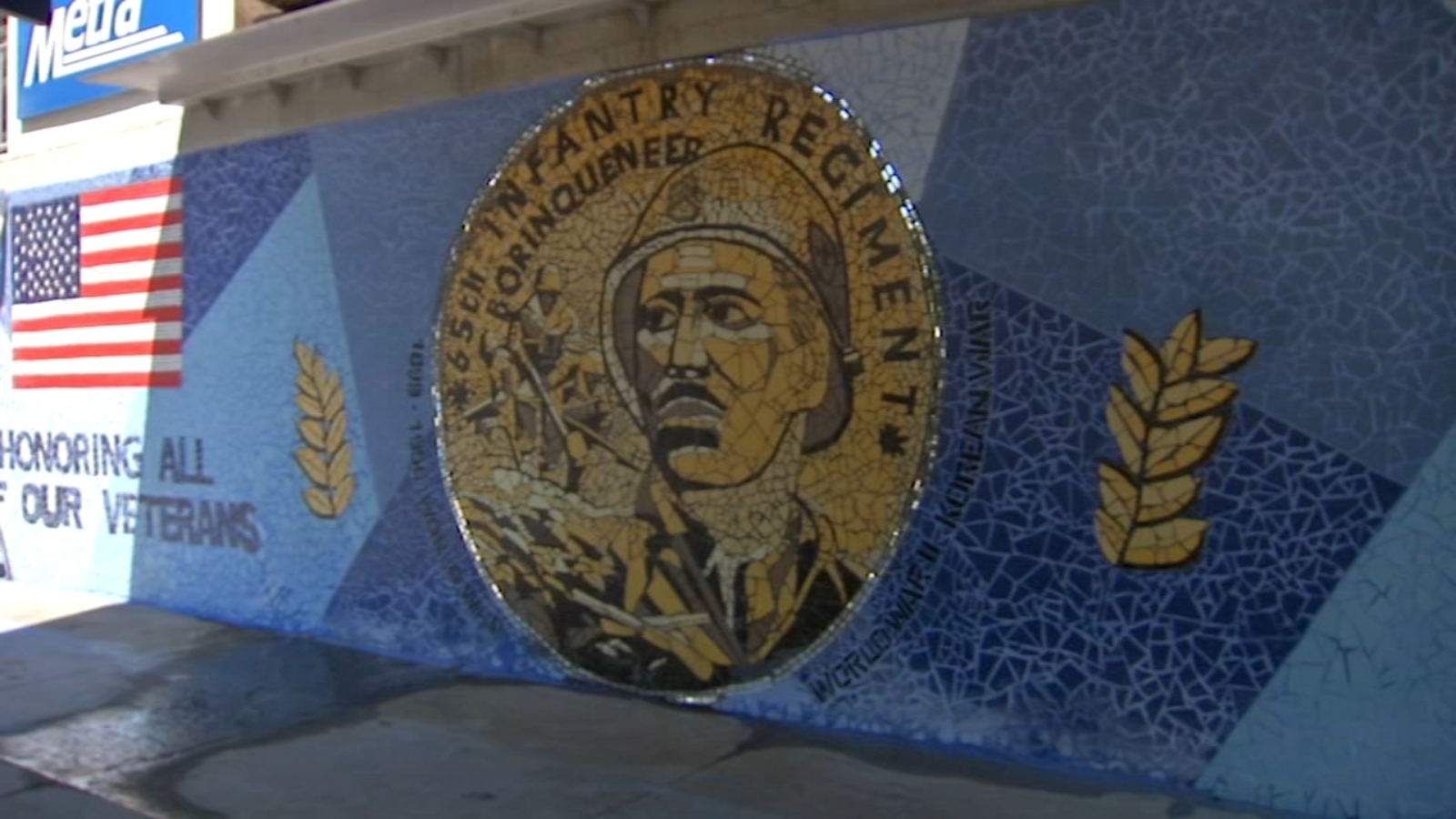 New mural to honor Borinqueneers in Hermosa on NW Side
