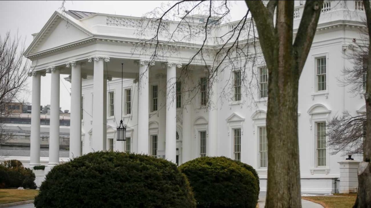 The North Lawn of the White House, on Tuesday, March 10, 2015 in Washington.