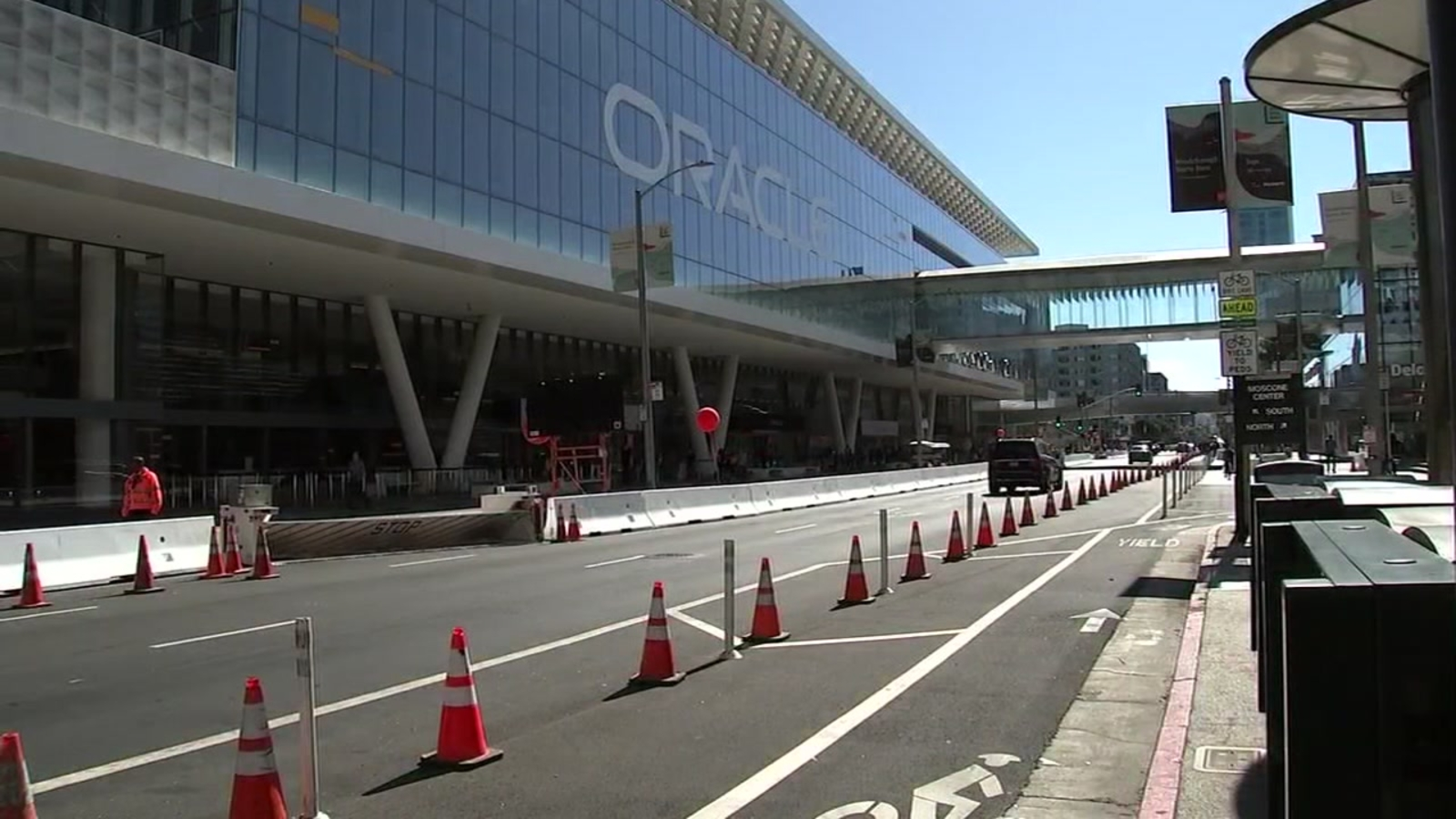Oracle's 'OpenWorld' conference kicks off in San Francisco