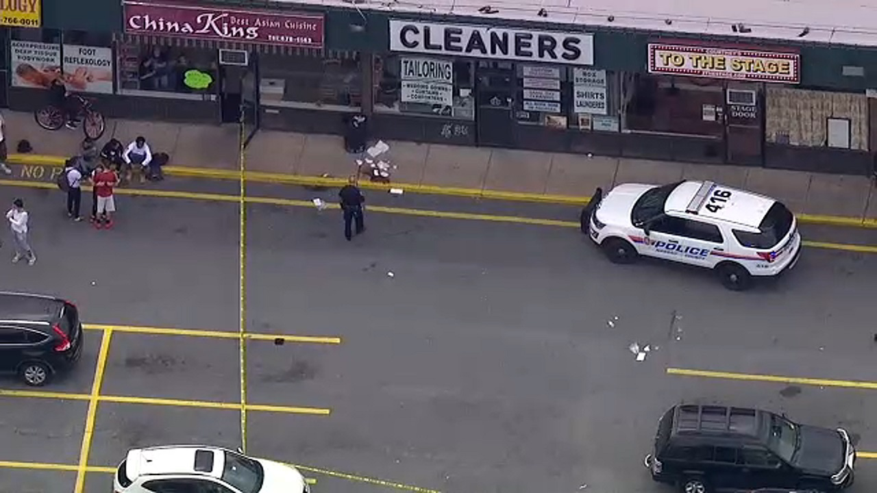 Teen stabbed in after-school brawl at Nassau County strip mall