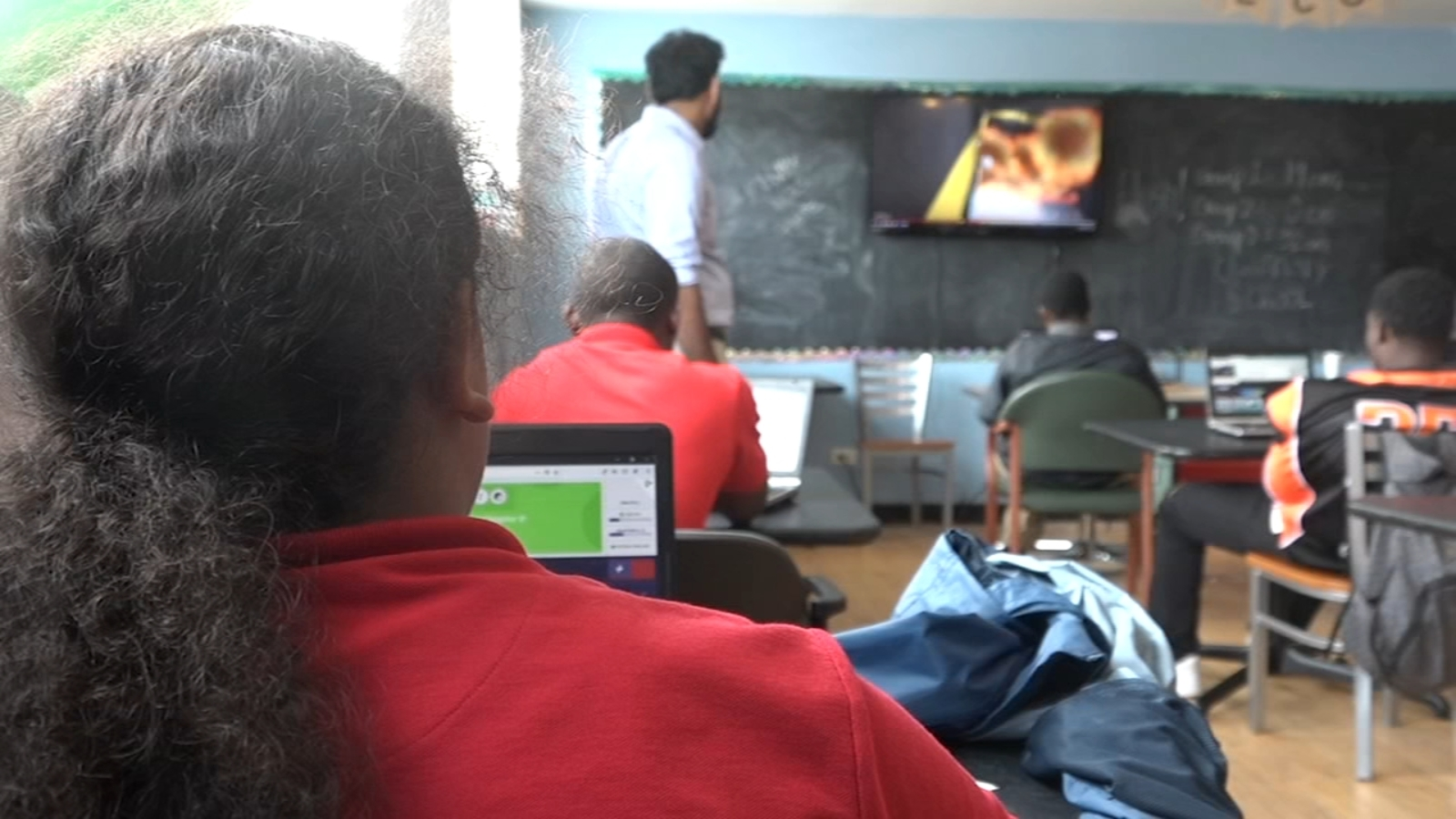 Local Technology Firm Teaches Ryan Banks Academy Students How To