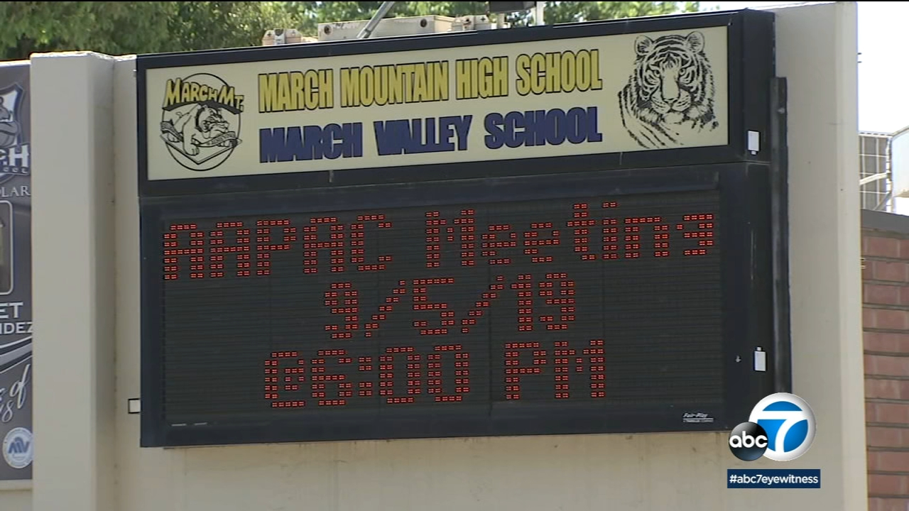 Dead roaches, rodents found during routine inspection in Moreno Valley school cafeteria
