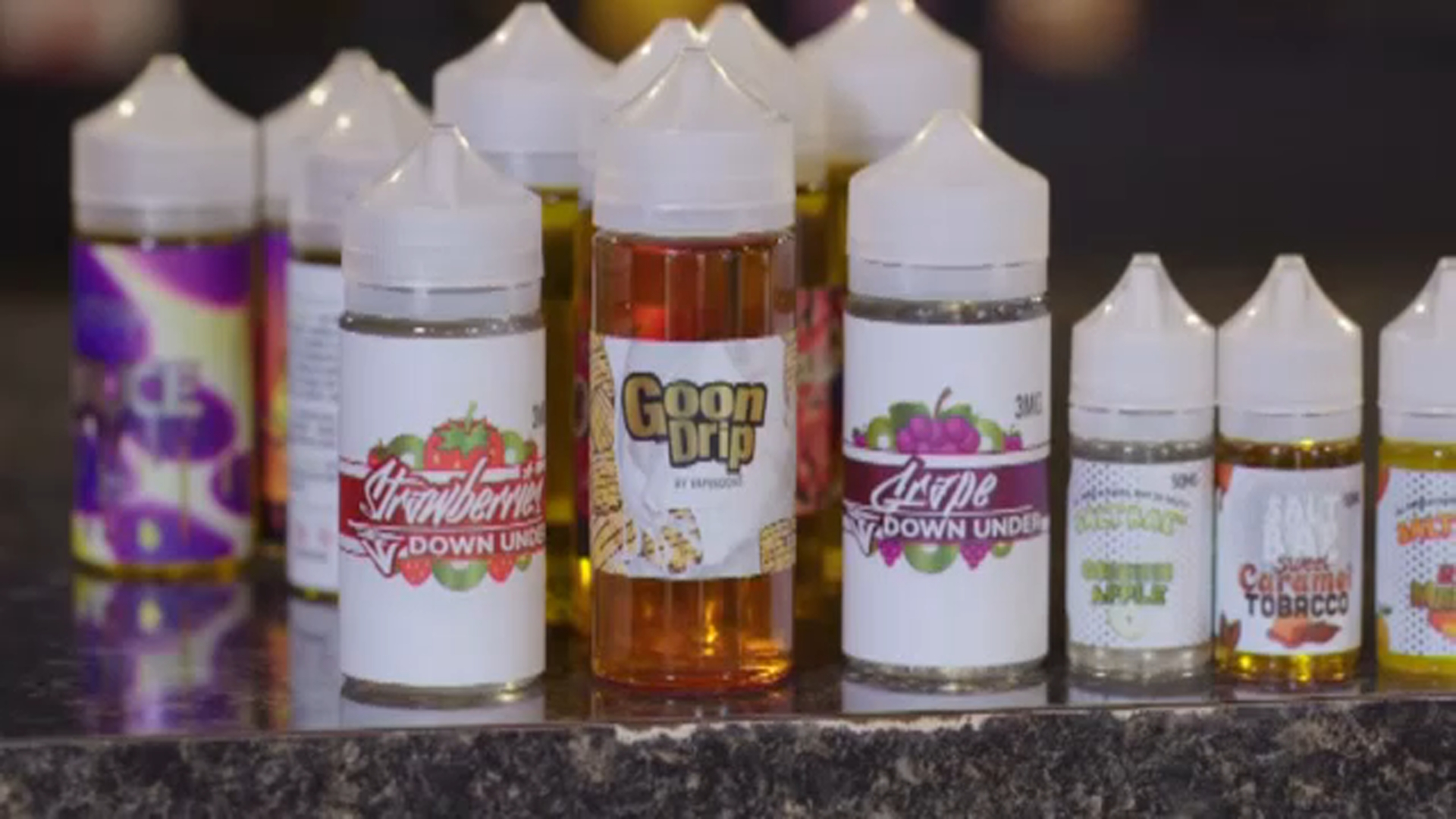 New York state approves emergency ban on flavored vaping products
