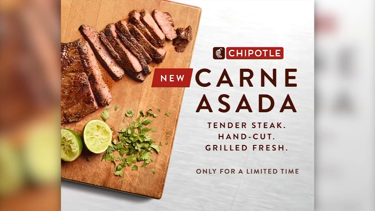 Chipotle adds new protein to menu for the first time in a year