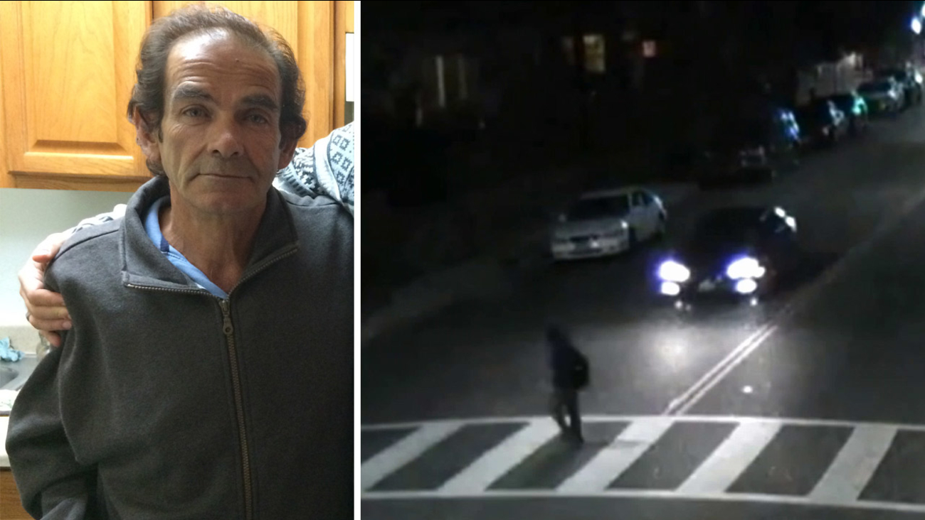 Elias Aceves, 58, was killed by a hit-and-run driver in University Park. LAPD released surveillance video of the incident on Wednesday, March 11, 2015.