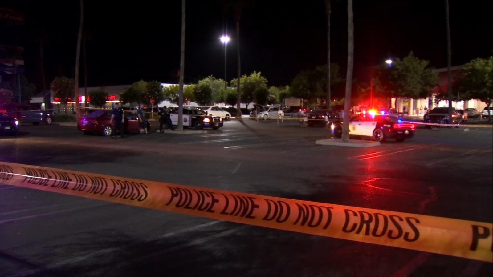Woman ran down by driver in NW Fresno Costco parking lot after road rage incident