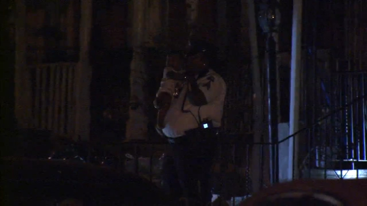 6-month-old boy found next to woman shot in face in Philadelphia: Police