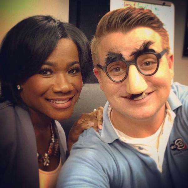 """<div class=""""meta image-caption""""><div class=""""origin-logo origin-image none""""><span>none</span></div><span class=""""caption-text"""">Samica and Steve found these glasses in the newsroom (KTRK Photo)</span></div>"""