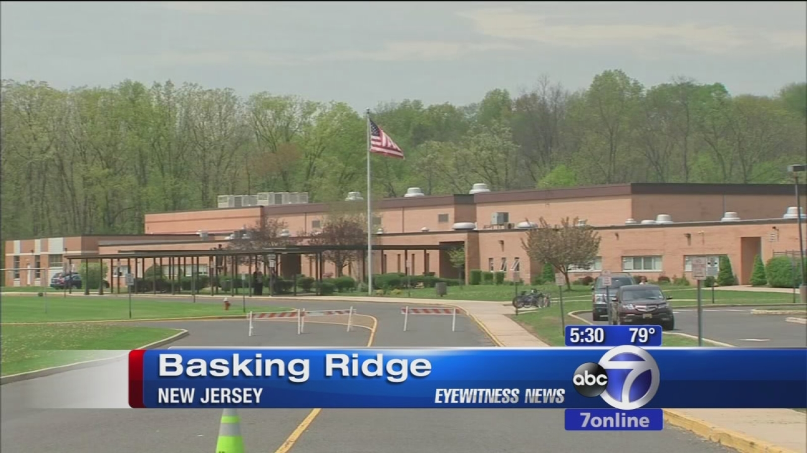 Sexting scandal at New Jersey middle school after nude
