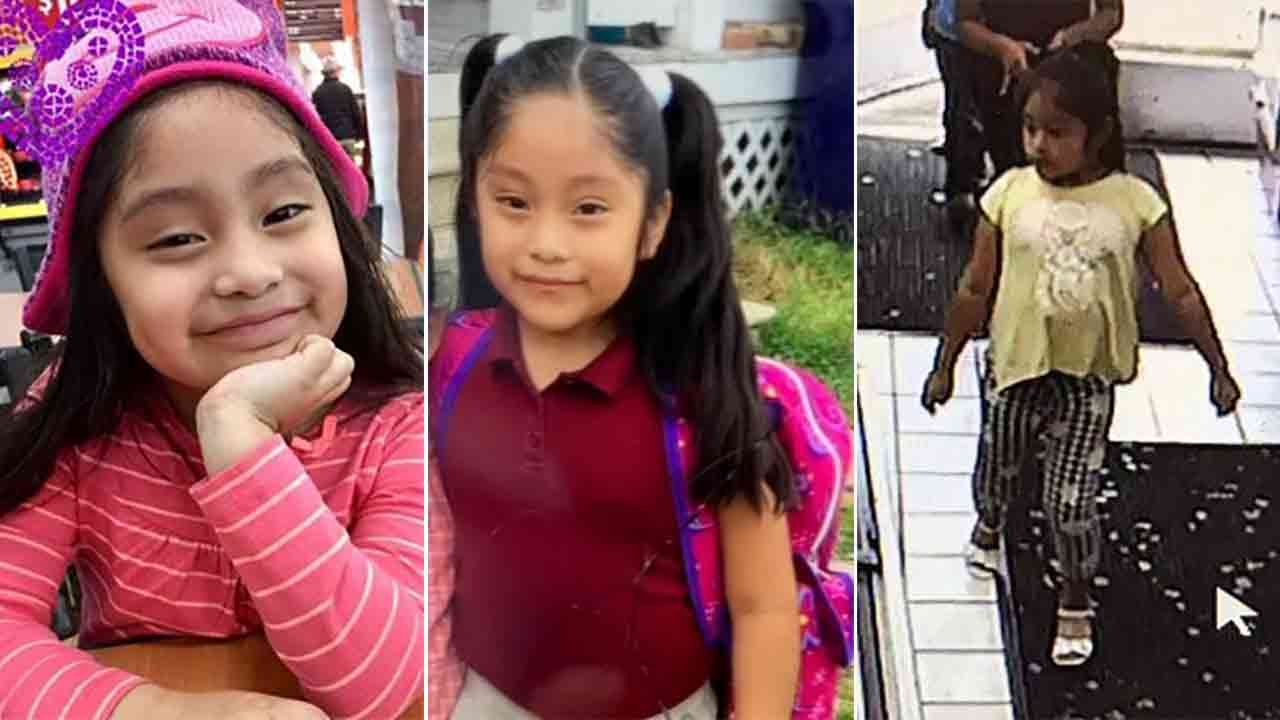 Amber Alert issued for missing Bridgeton, New Jersey girl, Dulce Maria Alavez