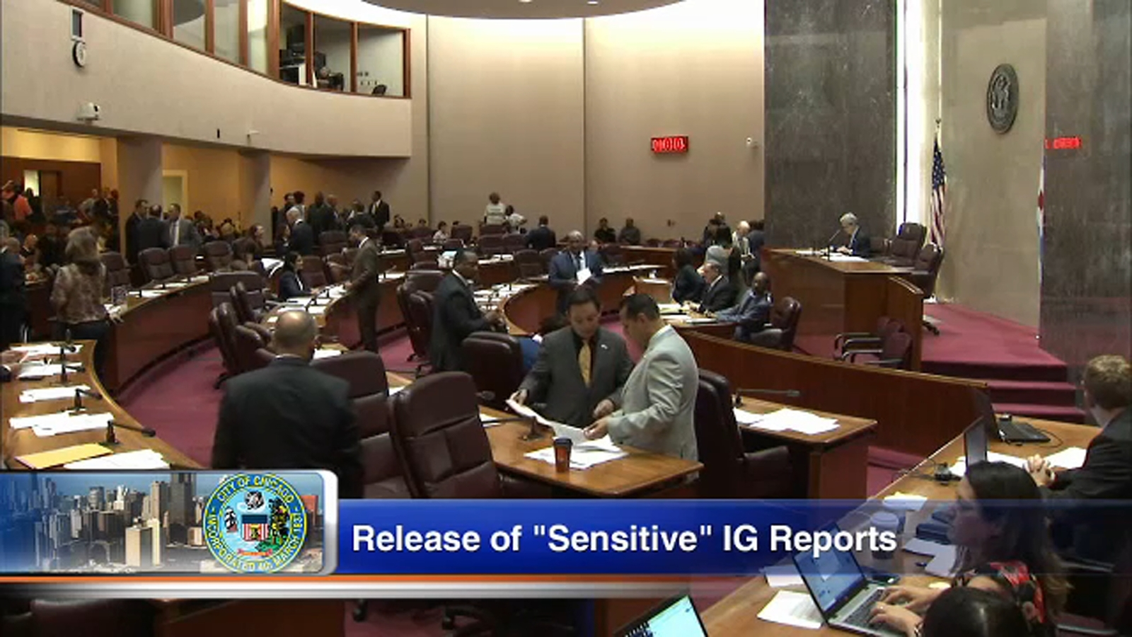 Chicago City Council moves to release Inspector General reports, reform parking fines