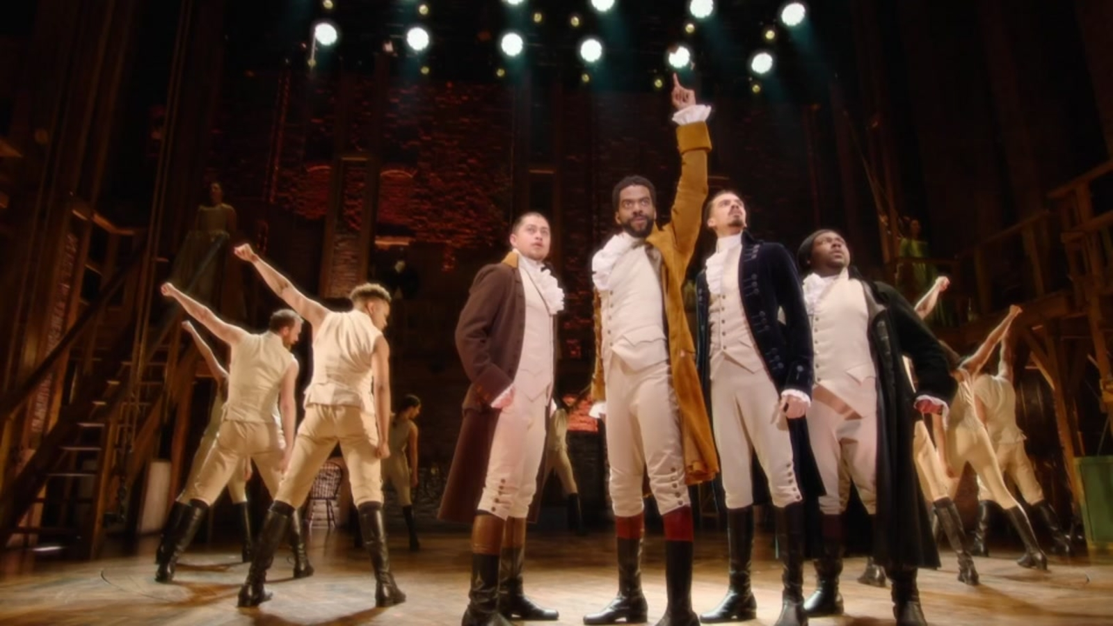 What Is Hamilton Here S What To Know About The Groundbreaking Musical Abc7 San Francisco