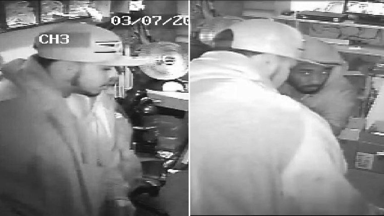Surveillance images courtesy of Durham Police Department