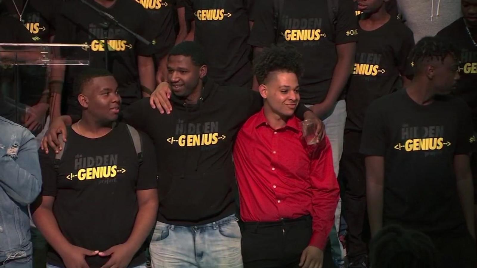 Program promises to unleash 'hidden genius' in Oakland's young, black male population