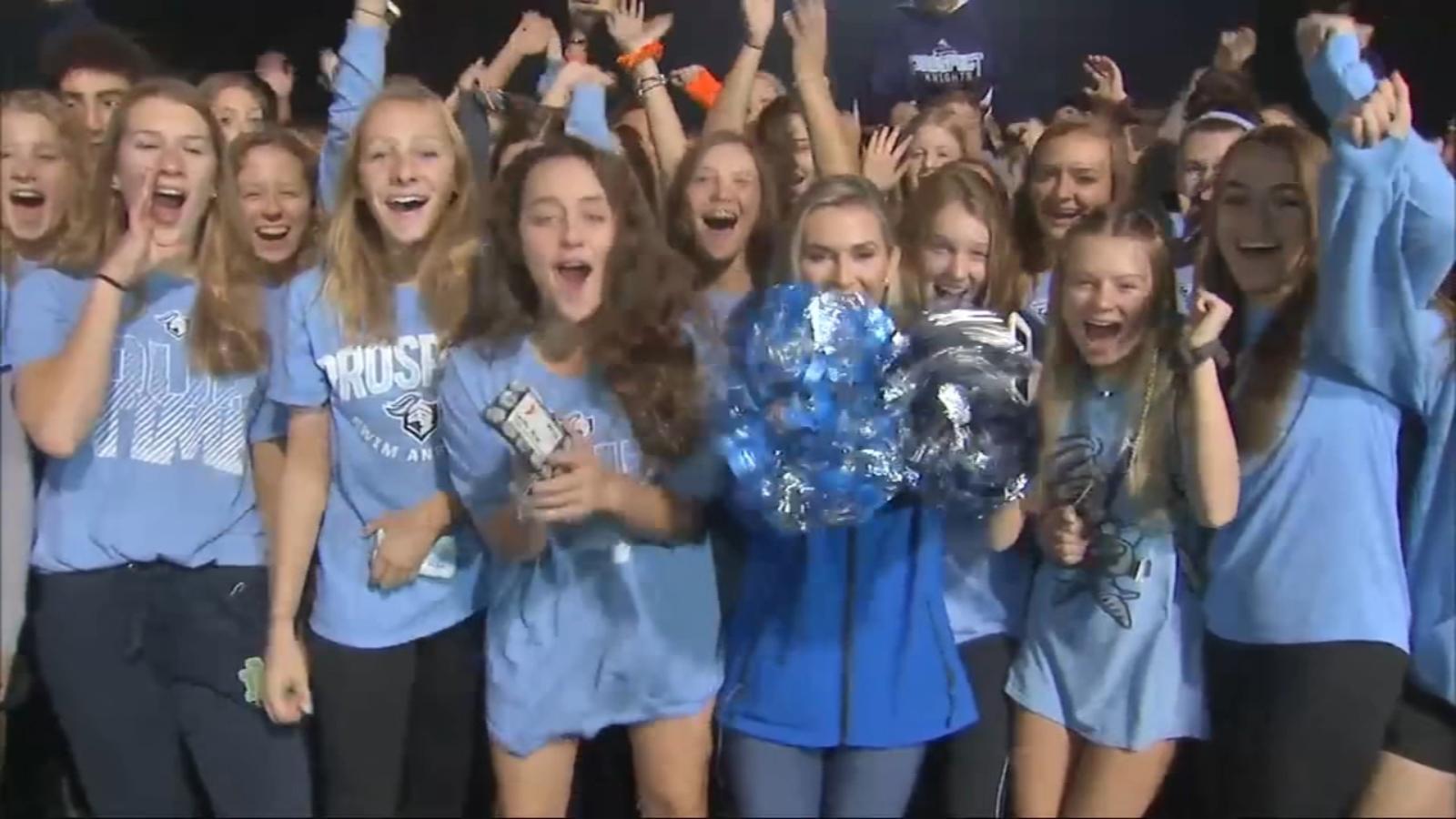Friday Flyover: Prospect High School