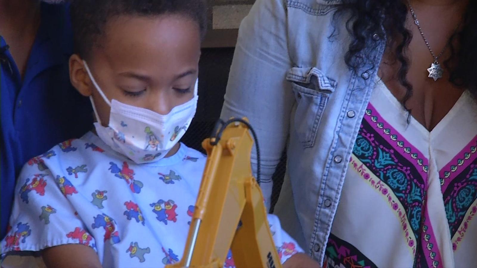 California boy, 5, needs bone marrow donor