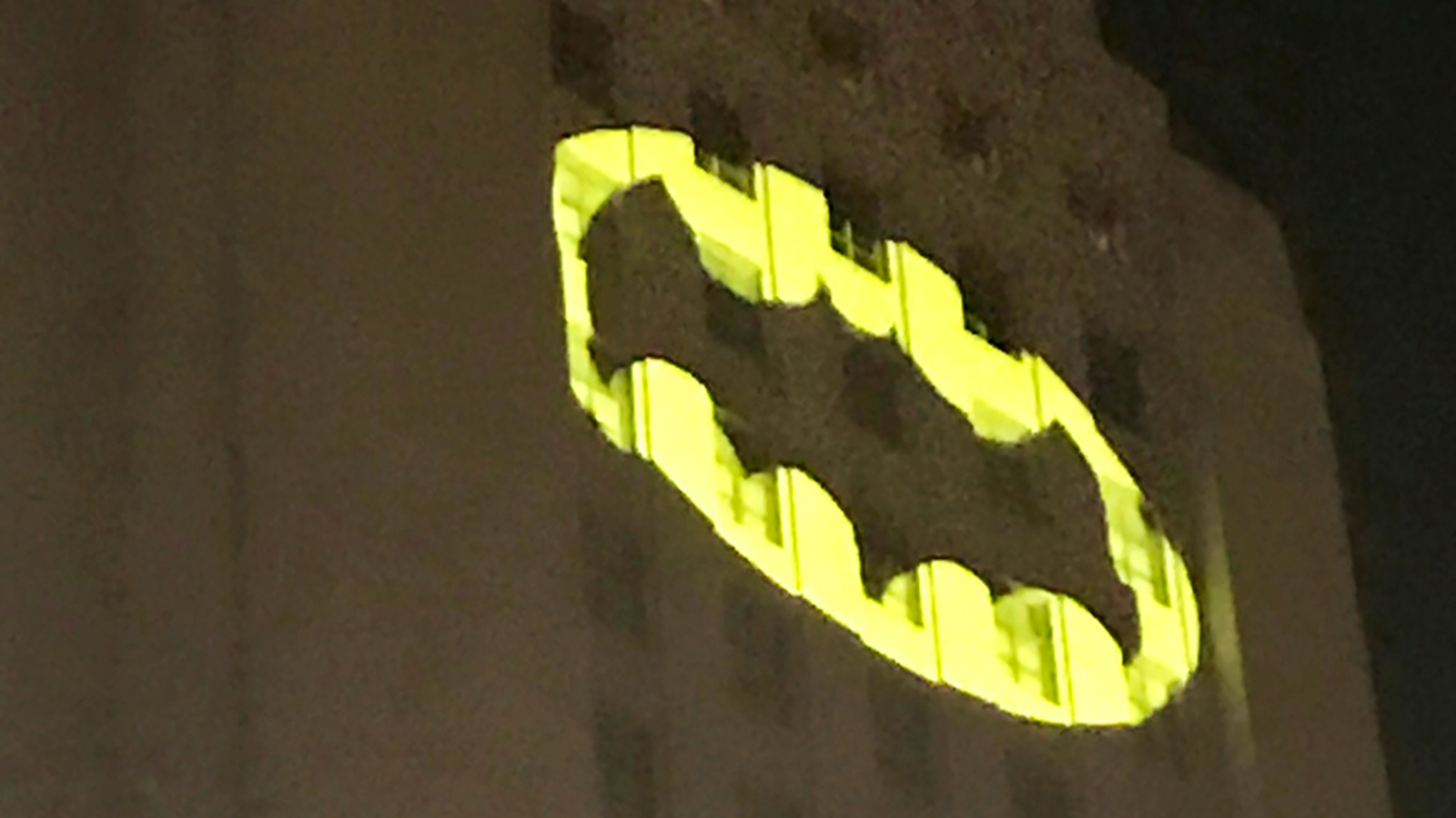 The bat signal will be lighting up the night for Batman Day