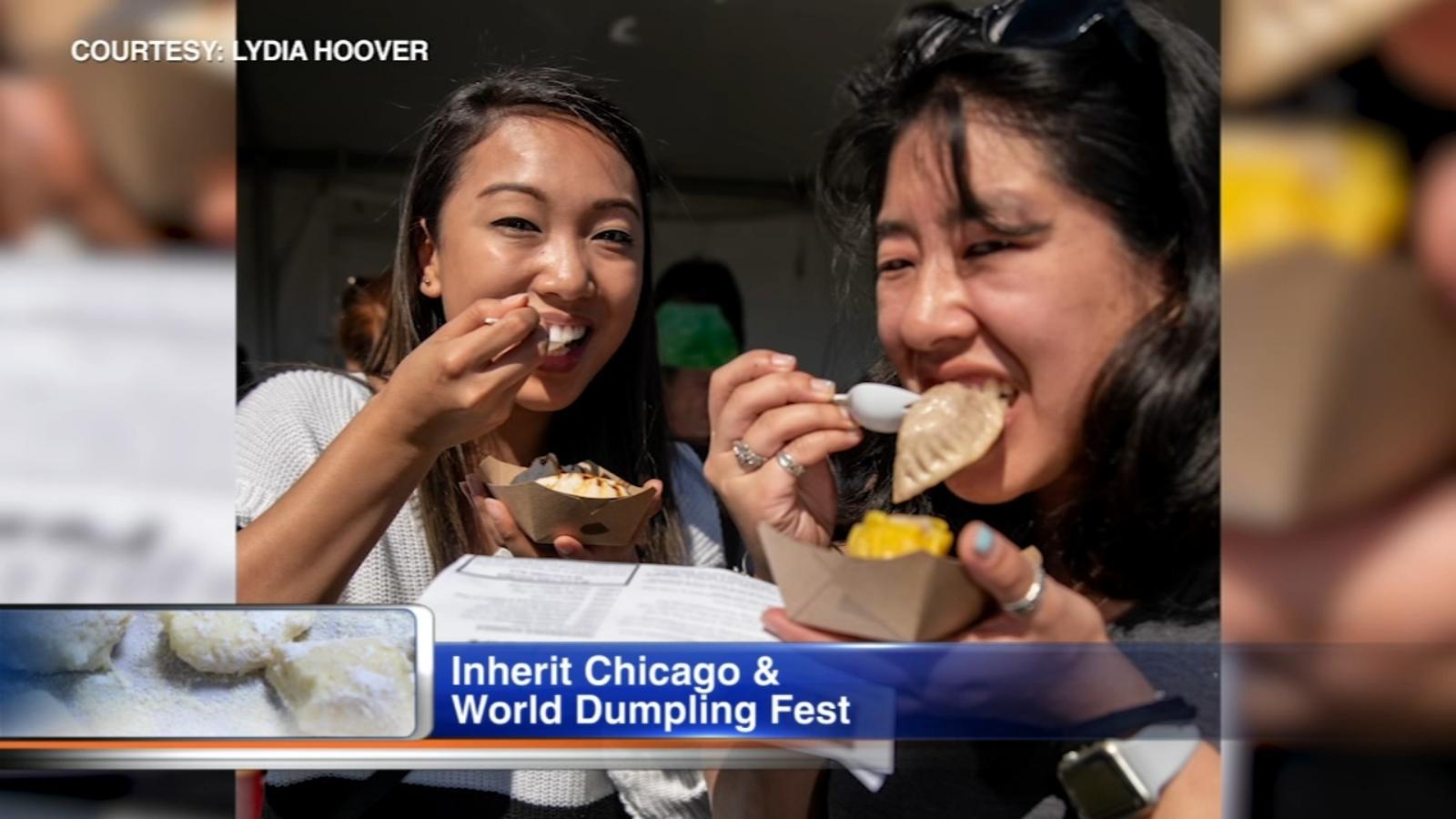 World Dumpling Fest to kick off 2nd Annual Inherit Chicago Festival