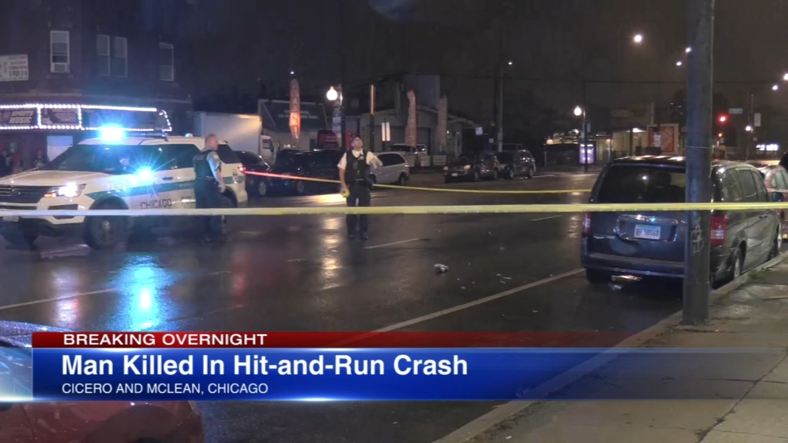 Man, 45, killed in Hermosa hit and run