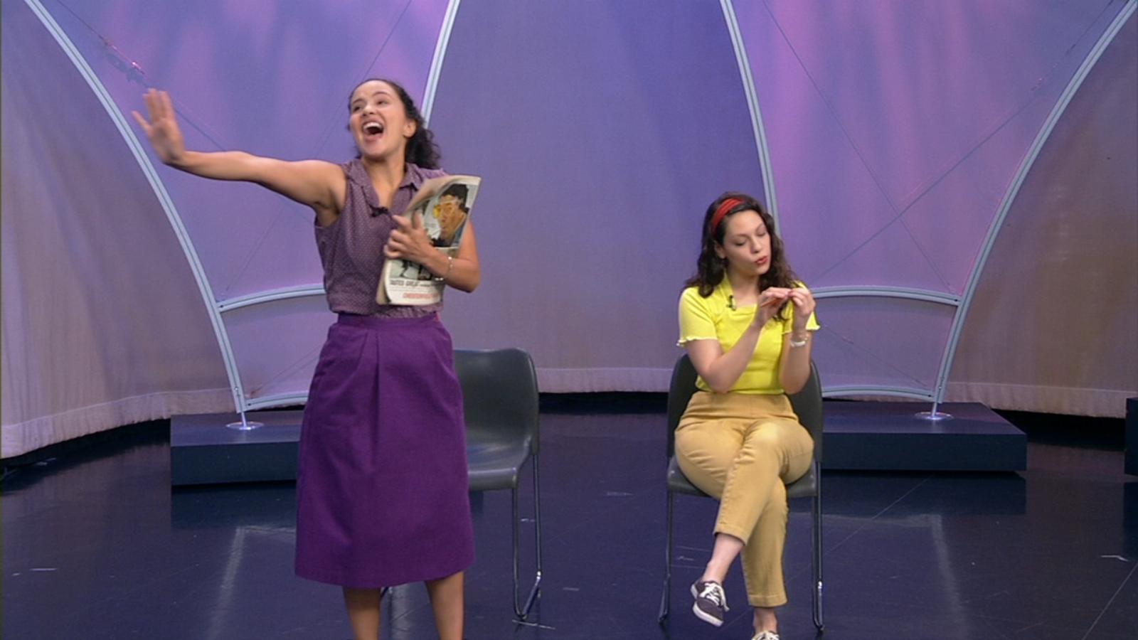 Destinos Festival: Celebrating Latinos in theater