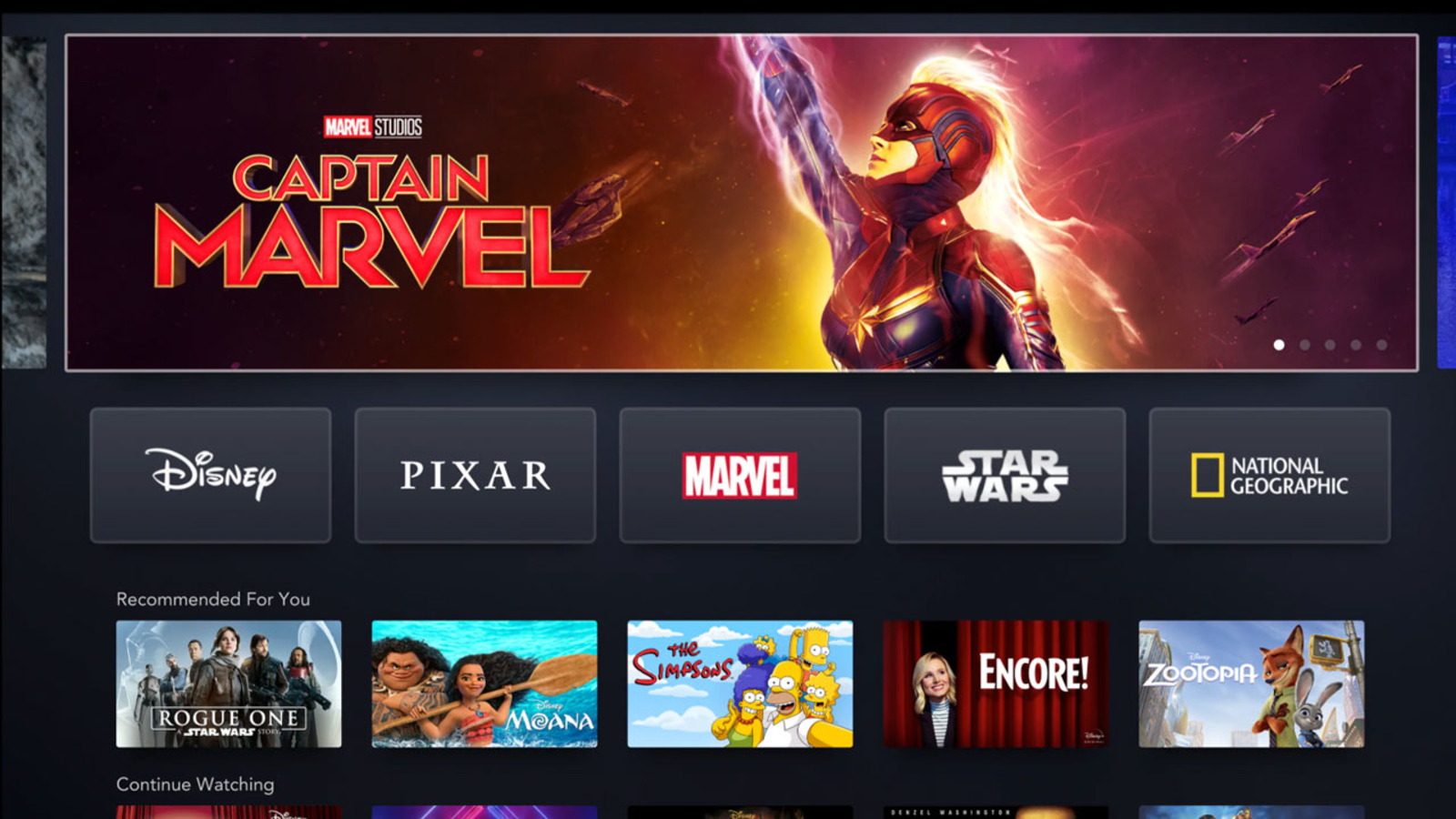 Disney Plus Preorder Starts For Upcoming Disney Streaming