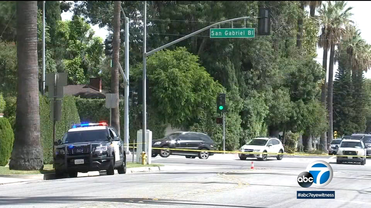 Driver shoots himself in California road rage incident, police say