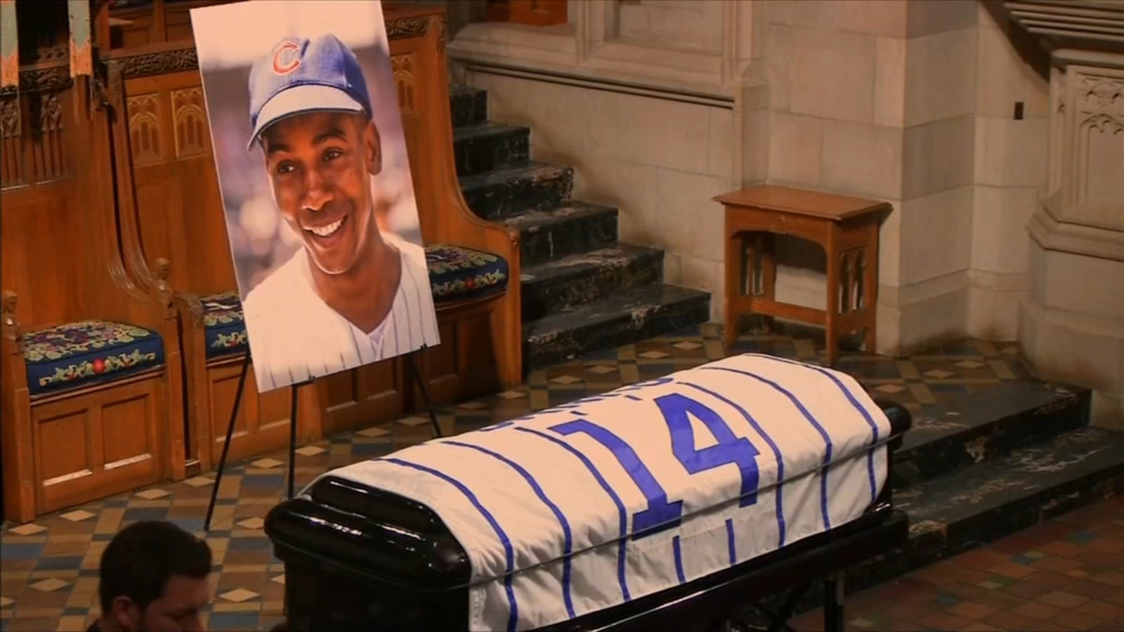 Judge allows wife of Ernie Banks to file new causes of action in estate case