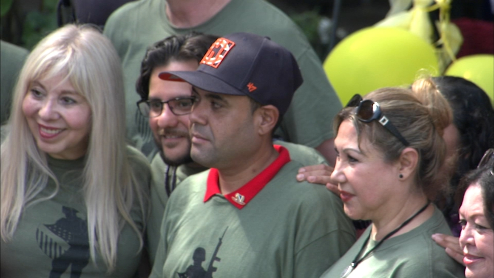 Illinois deported Army veteran back in Chicago as free man for 1st time in decade