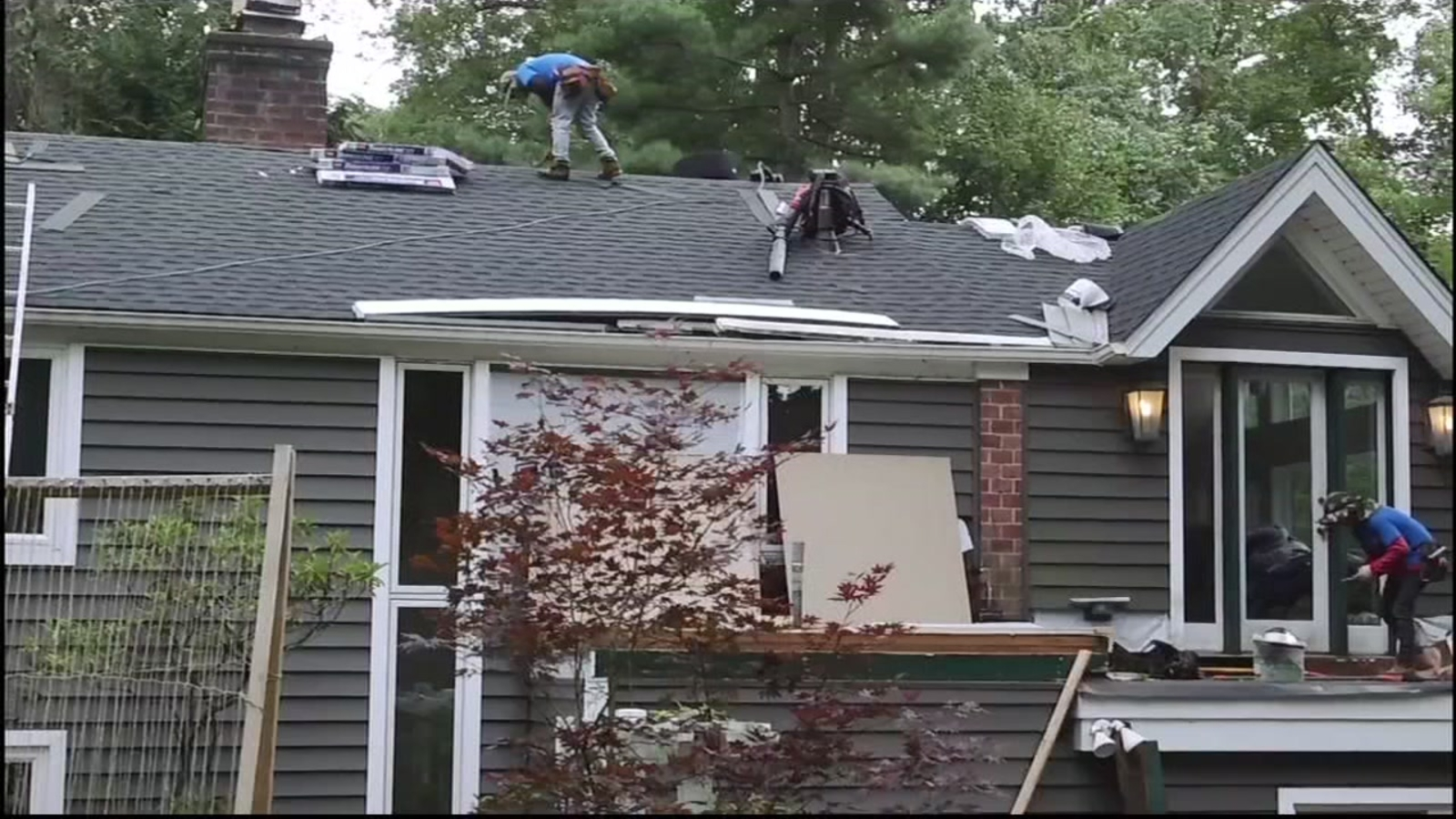Putting Roof Shingles To The Test Abc7news Com