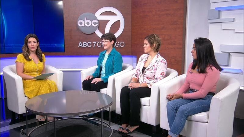National Ovarian Cancer Coalition Shares Awareness Symptoms Prevention For Ovarian Cancer Abc7 Chicago