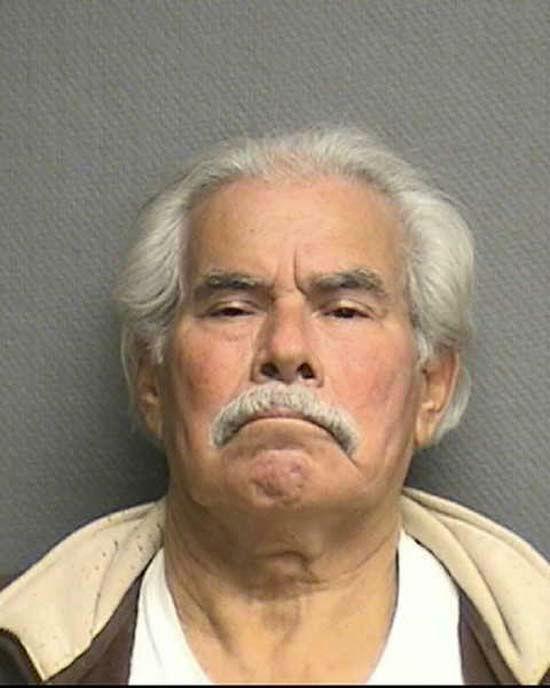 "<div class=""meta image-caption""><div class=""origin-logo origin-image none""><span>none</span></div><span class=""caption-text"">Lucio Martinez, Hispanic Male, DOB 12-13-38, 5'9"" / 160 lbs, Brown eyes / Grey Hair, Indecency with a Child (KTRK Photo/ Harris County Sheriff's Office)</span></div>"