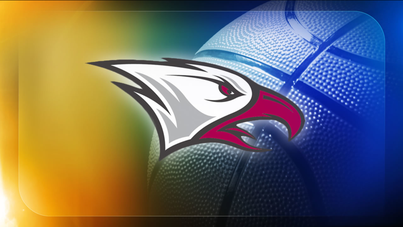 NCCU NC Central basketball generic logo
