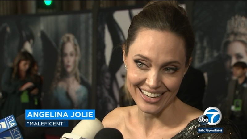 Maleficent Mistress Of Evil Cast Praises Angelina Jolie S