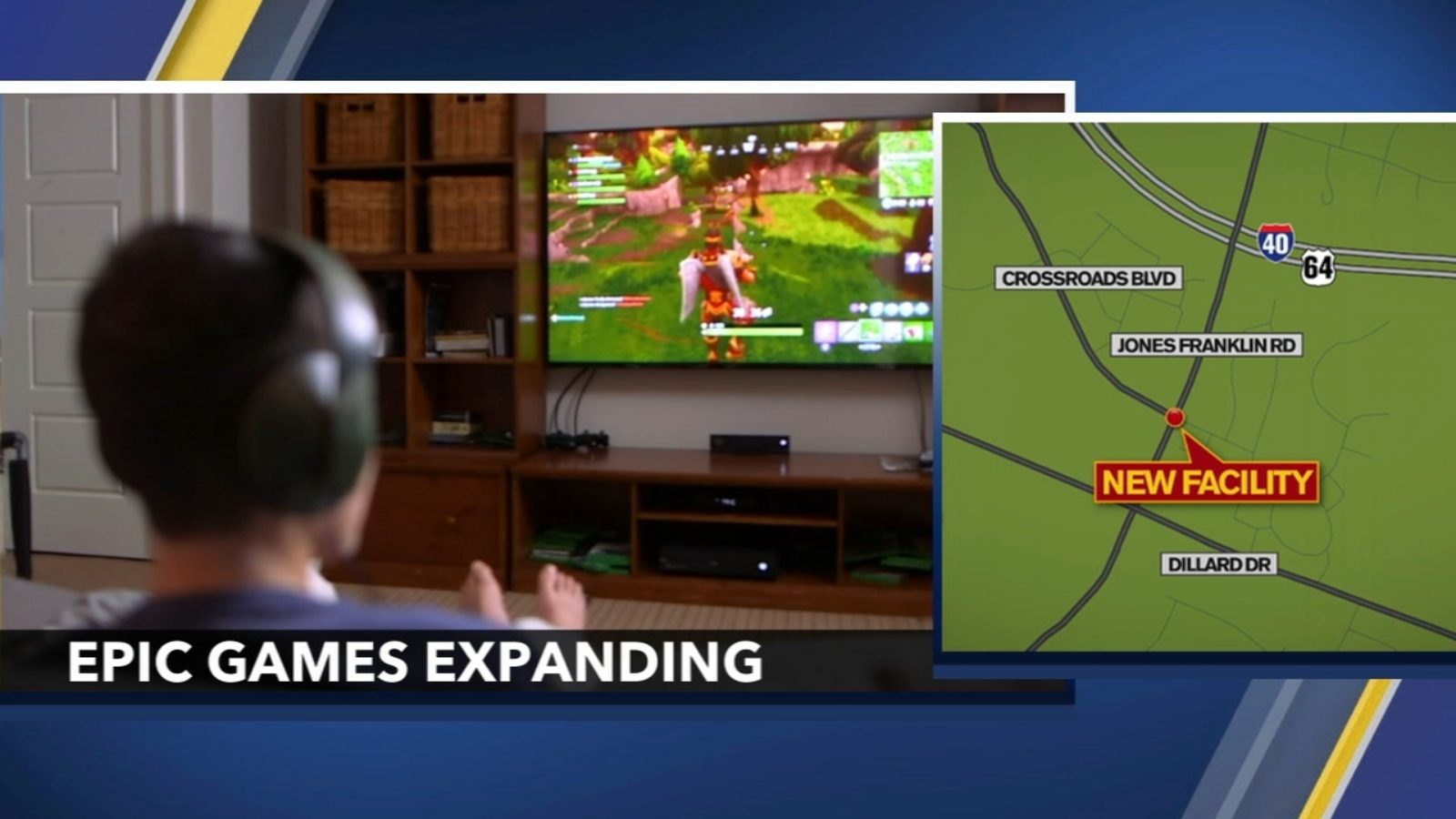 Epic Games announces expansion of Cary headquarters ...