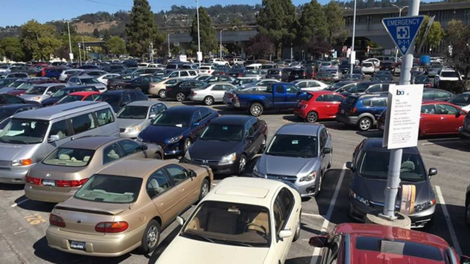 El Cerrito residents worry about loss of BART parking if Plaza Station redeveloped