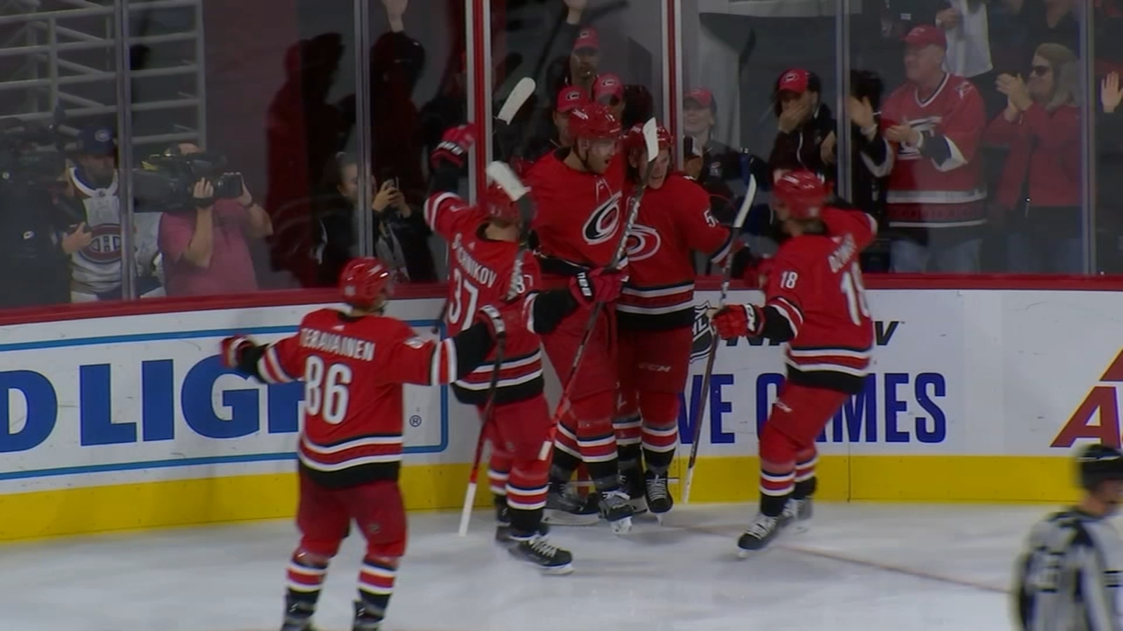 Hurricanes Top Canadiens 4 3 In Shootout Abc11 Raleigh Durham