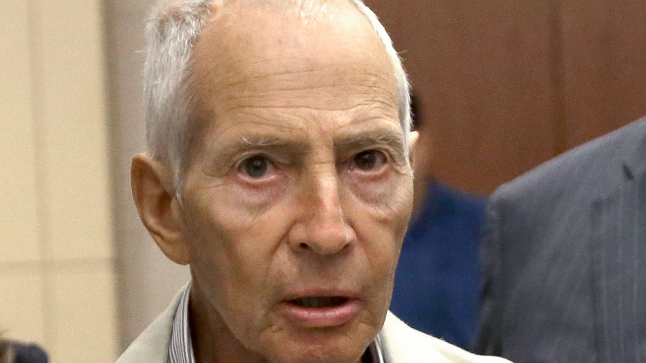 "<div class=""meta image-caption""><div class=""origin-logo origin-image none""><span>none</span></div><span class=""caption-text"">In this Aug. 15, 2014 file photo, New York City real estate heir Robert Durst leaves a Houston courtroom (Photo/Pat Sullivan)</span></div>"