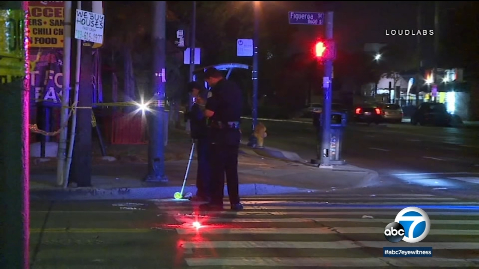 61-year-old man fatally struck in hit-and-run crash in South LA; driver sought