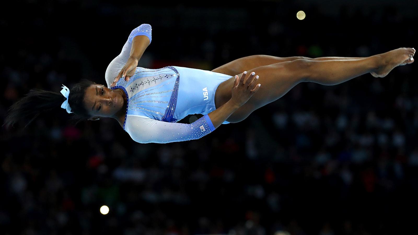World Gymnastics Championships broadcast schedule