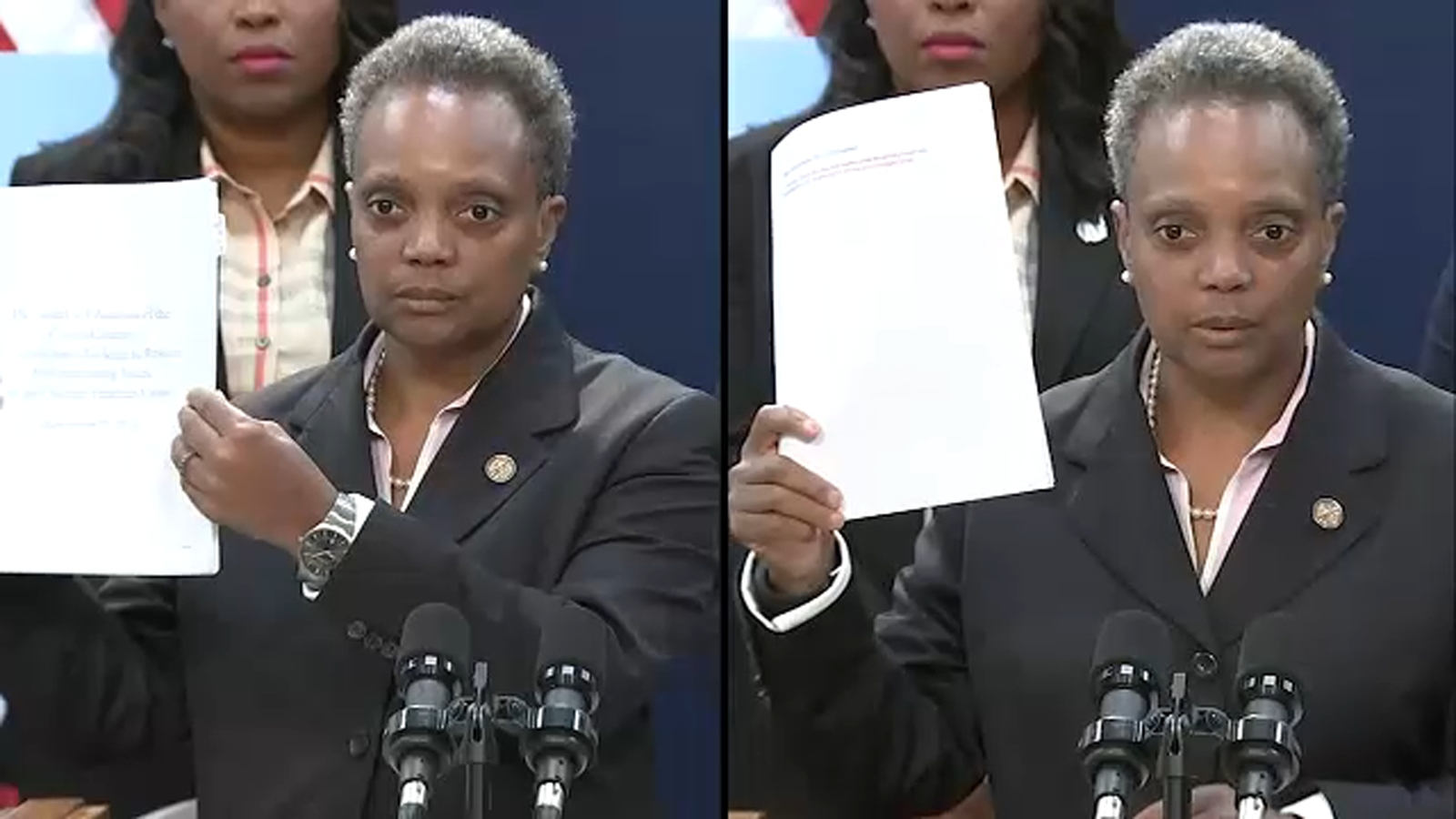 Mayor Lori Lightfoot says 'urgency' needed from CTU to avert teacher strike