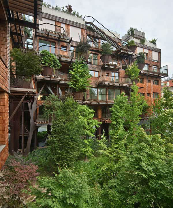 "<div class=""meta image-caption""><div class=""origin-logo origin-image none""><span>none</span></div><span class=""caption-text"">These ""treehouse"" apartments in Turin, Italy are composed of 63 units, about 150 trees and fulfill your childhood dreams of living inside a massive tree. (Beppe Giardino)</span></div>"