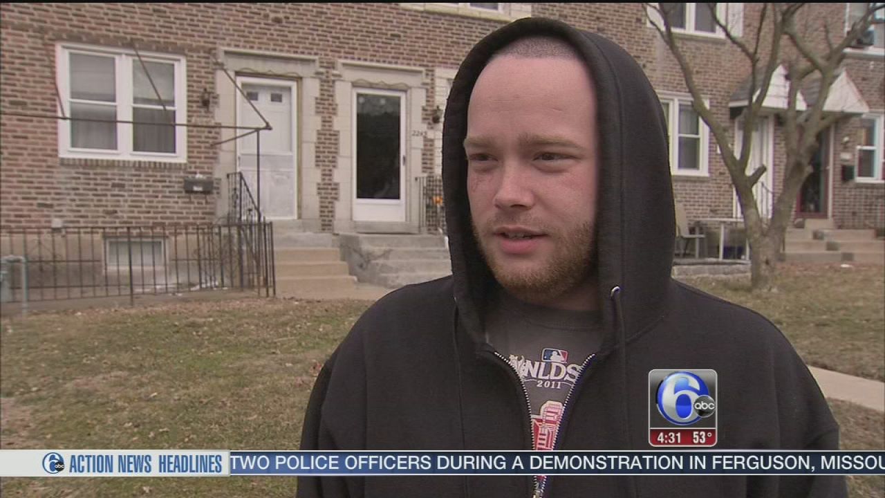 VIDEO: Upper Darby shooting victim talks about ordeal
