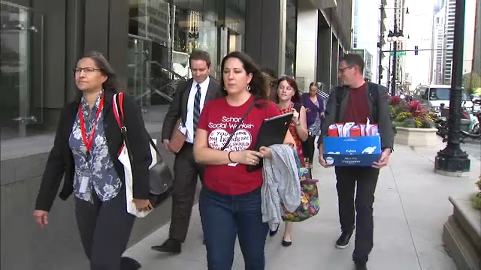 Chicago Teachers Union demands for staffing increase as strike date nears