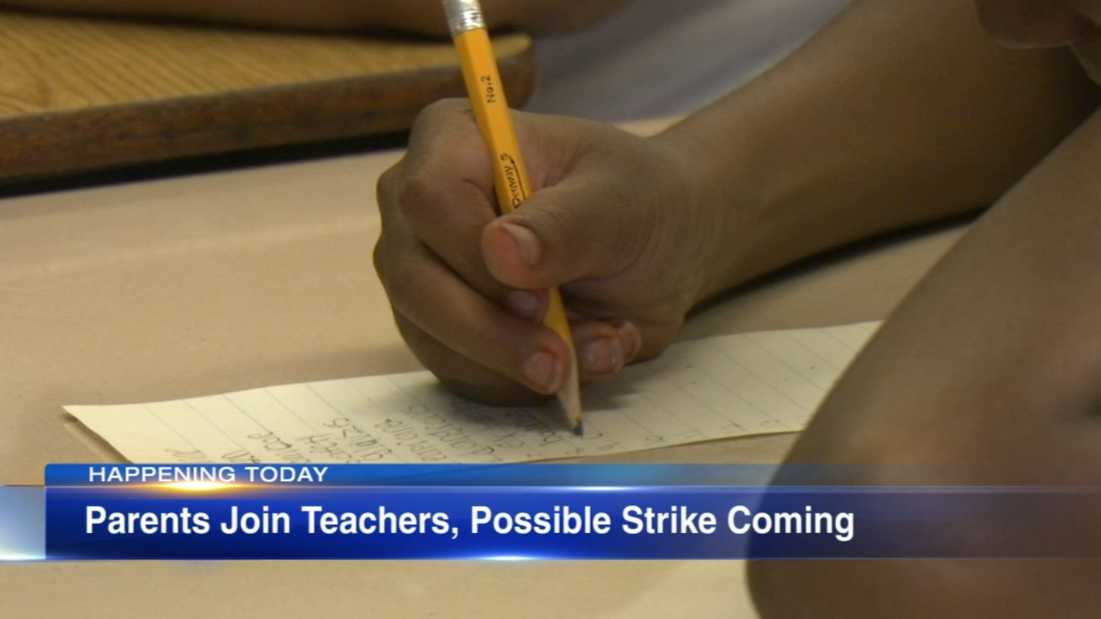 CPS parents to join Chicago Teachers Union for news conference Wednesday as potential strike looms
